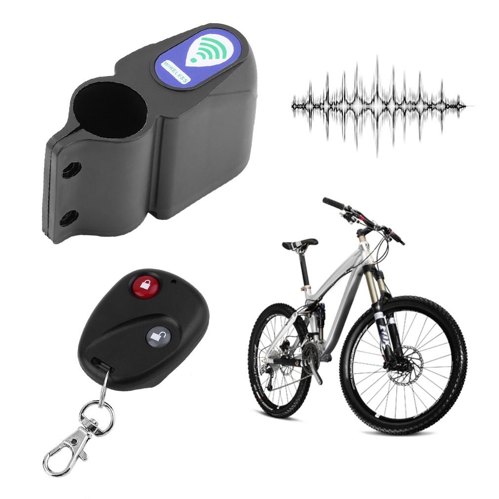 USA Bicycle Cycle U Lock Wheel Tire Scooter Motorbike Security Locks w// 2 Keys