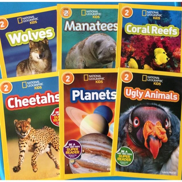 Natgeo Kids Brandnew Books