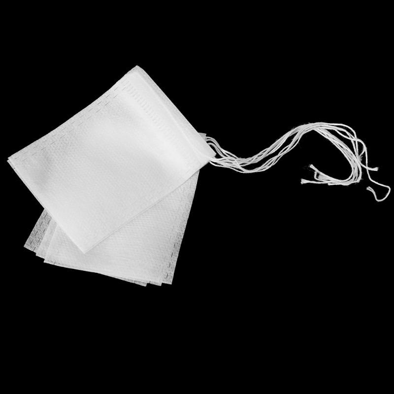 Empty Tea Bags-Drawstring for Loose Leaf Tea//Herbs Bouquet Garni-9*7,10*9,12*8cm
