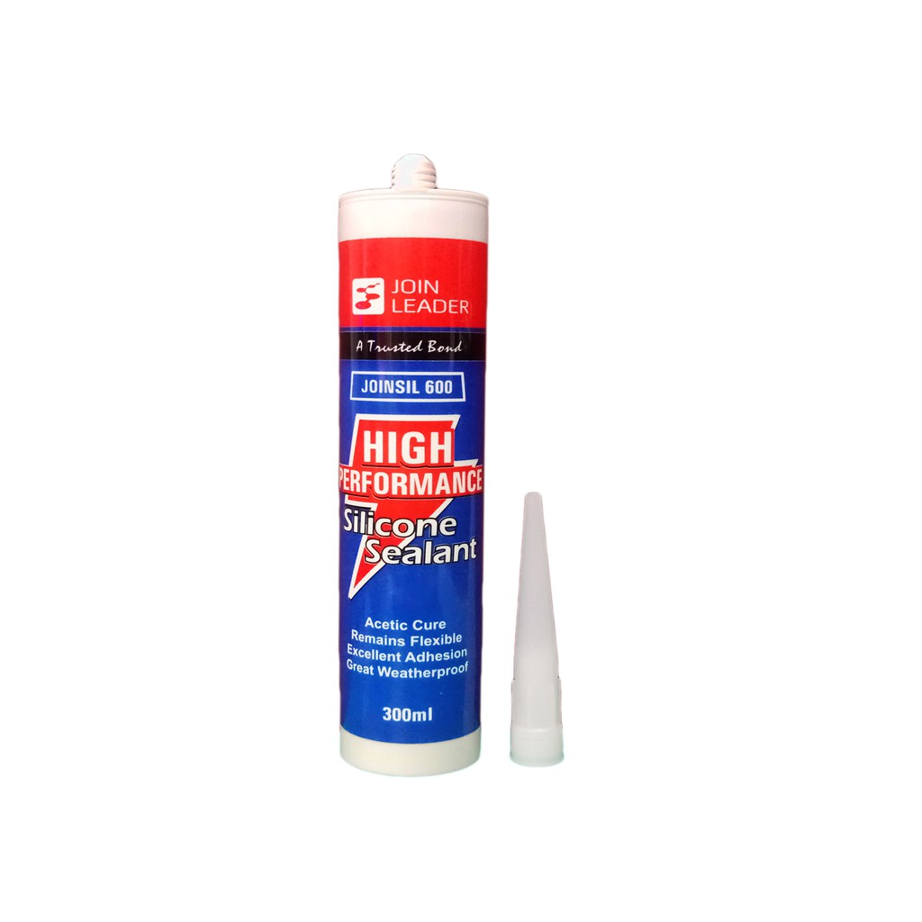 Joinsil silicone sealant 300ml clear