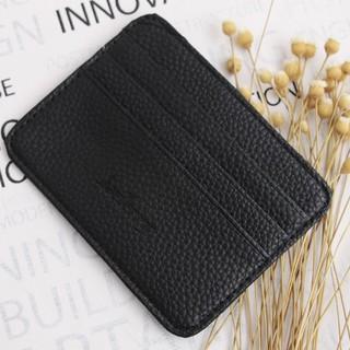 f5f8a22055b4 Slim Purse Mini Card Holder Wallet RFID Front Pocket for Men ...