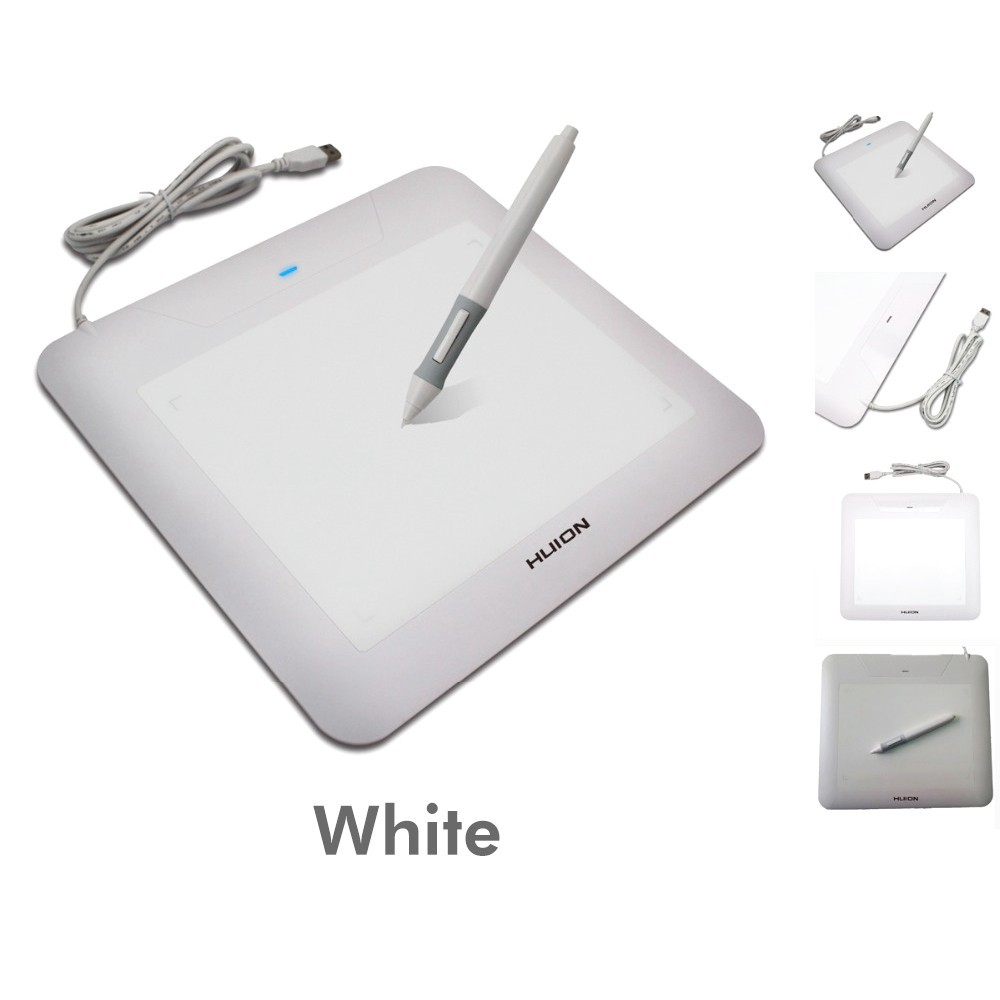 Huion 680S Drawing Art Tablet Board for Windows & Mac | Shopee