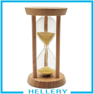 Various 3 Minute Wooden Frame Sand Traditional Hour Glass Egg Kitchen Timer