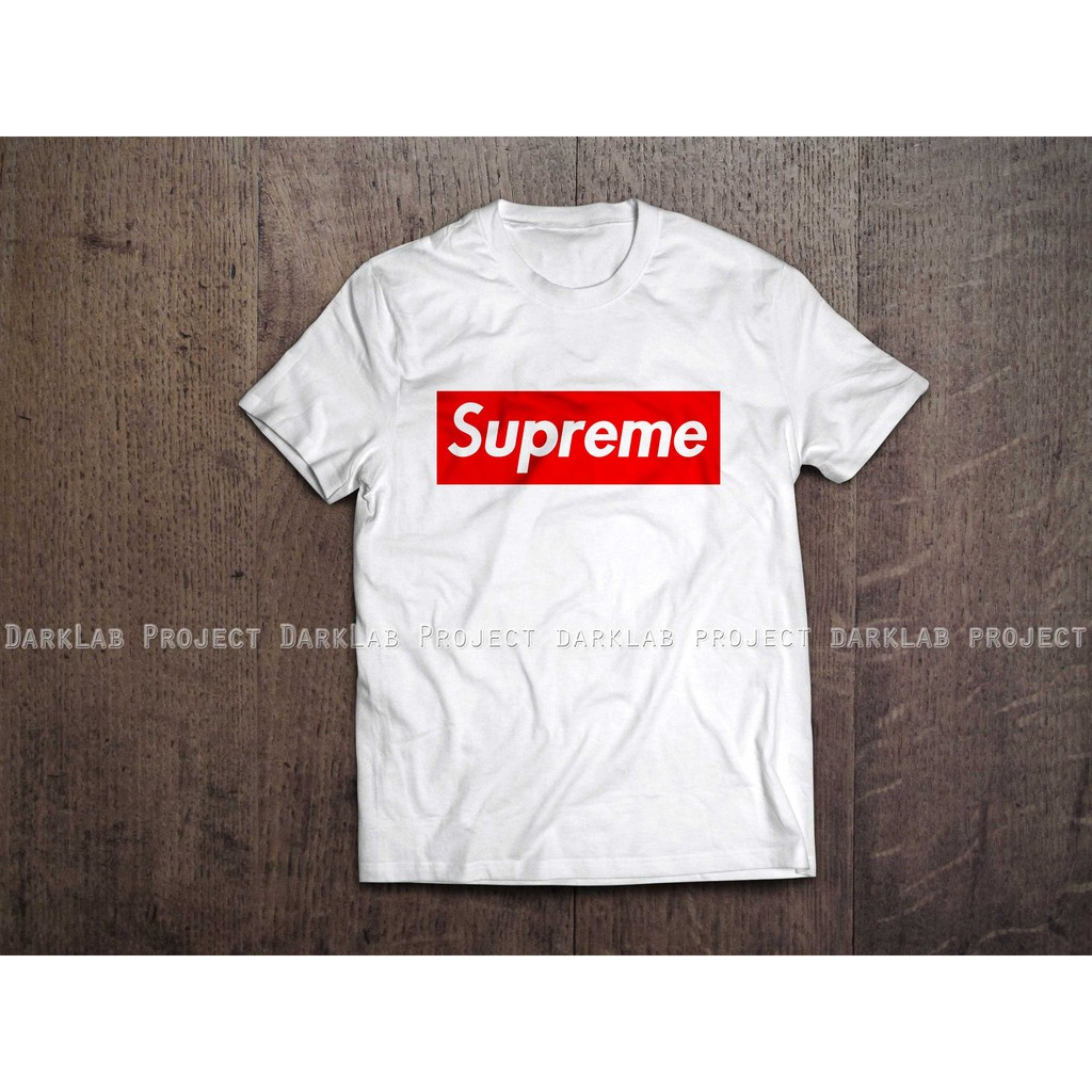 t shirt supreme originale prezzo