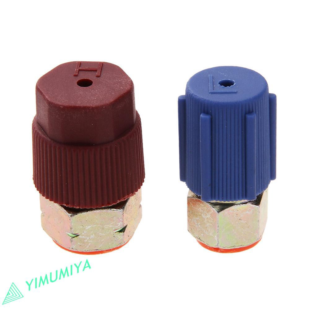"""3//8/"""" High Air Conditioning Conversion Adapter R12 to R134a Quick Disconnect"""