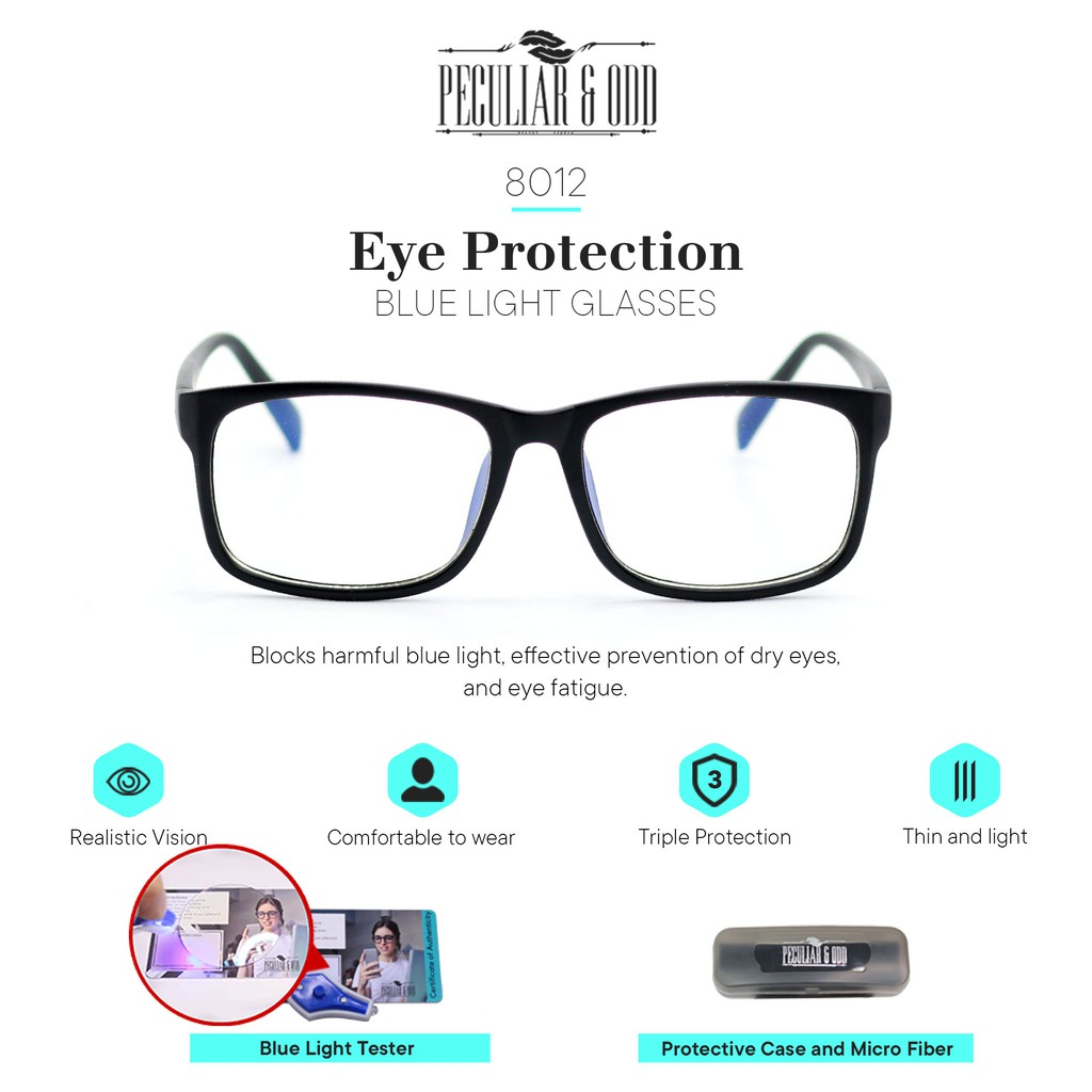 7944cf82cc Peculiar Round Eyeglasses 2117 Antiradiation
