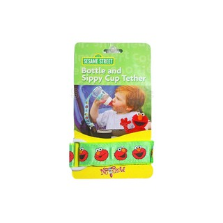 Boys Sesame Street Bottle /& Sippy Cup Tether