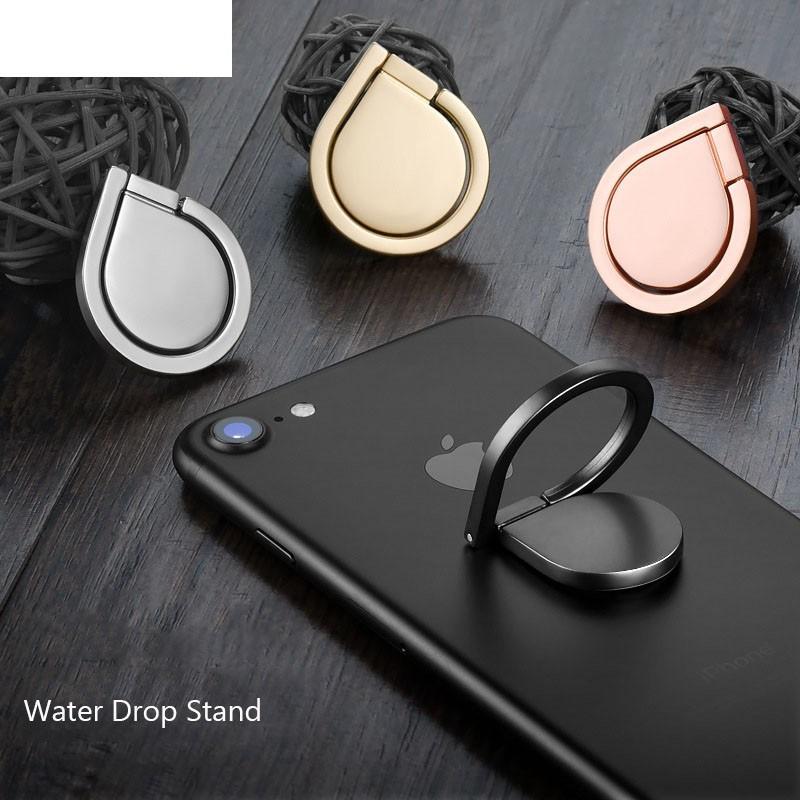 ffe0cc24c0de Universal Mobile Phone Stand 360 Degree Finger Ring Holder
