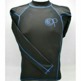 aa29ba54fccee OP Rashguard Black List Color Import   Shopee Philippines