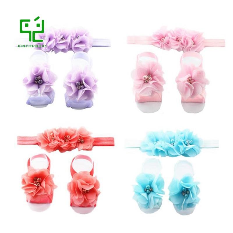 Newborn Toddler Headband Set Photo Prop