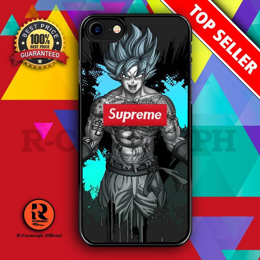 SUPREME GOKU - Apple IPhone 7/ IPhone 8 | Shopee Philippines