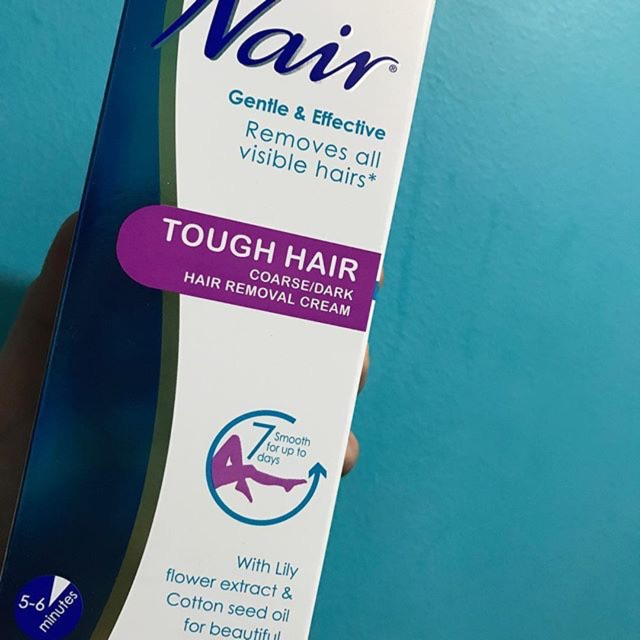 Nair Hair Removal Cream Shopee Philippines