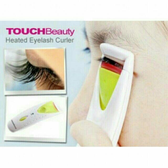 Touchbeauty heated eyelash curler