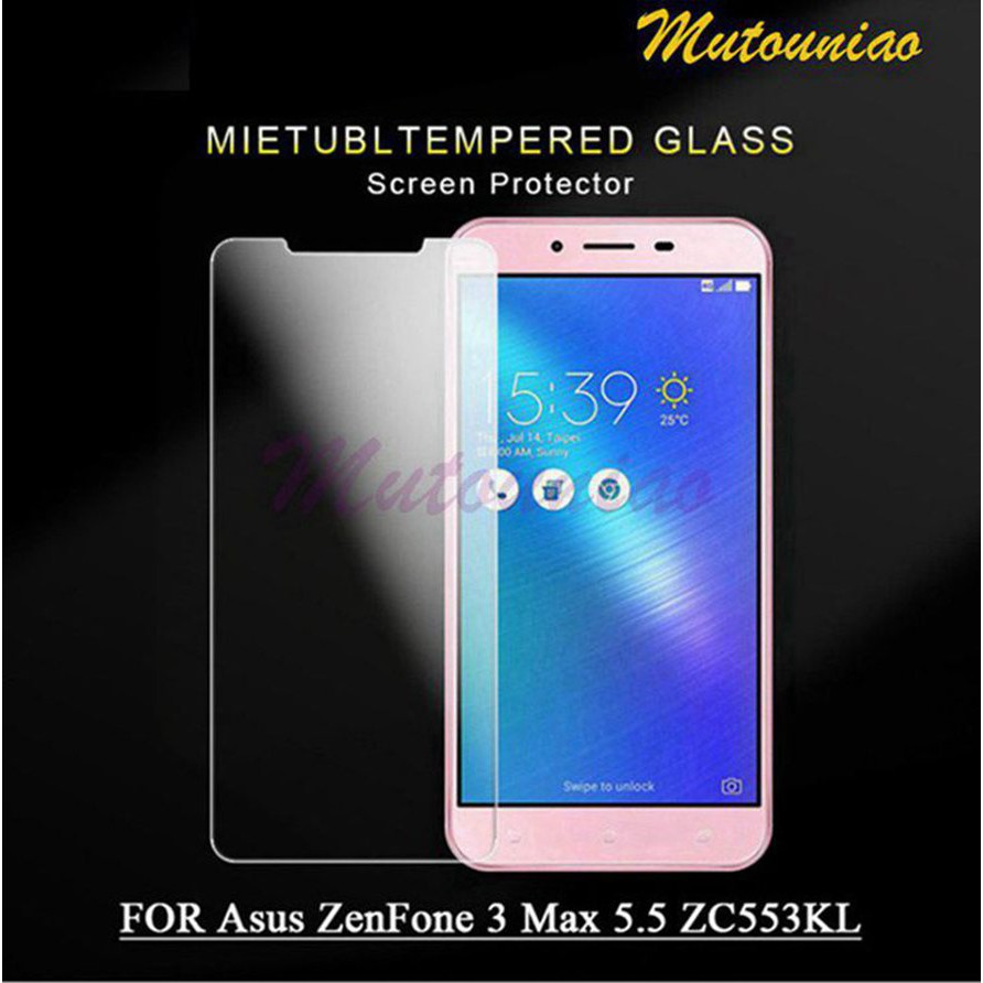 2pcs Transparent Asus Zenfone Pegasus 3s Max Zc521tl Tempered Glass Screen Protection For 2 55 Protector Shopee Philippines