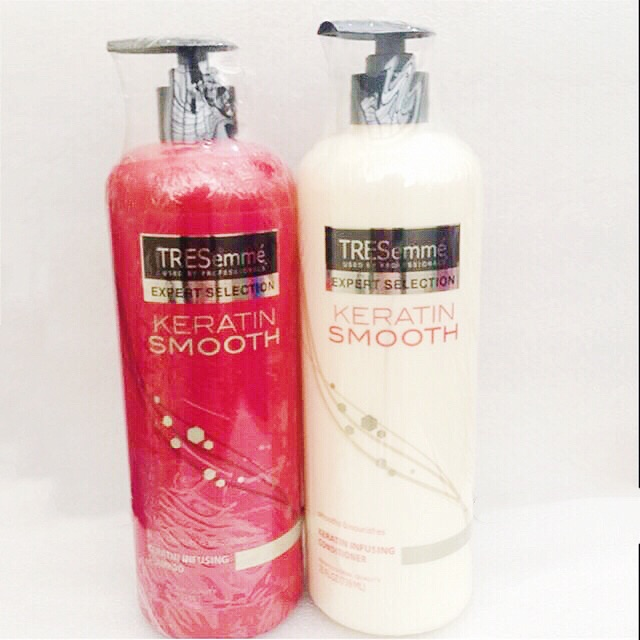 Tresemme Shampoo And Conditioner 739 Ml