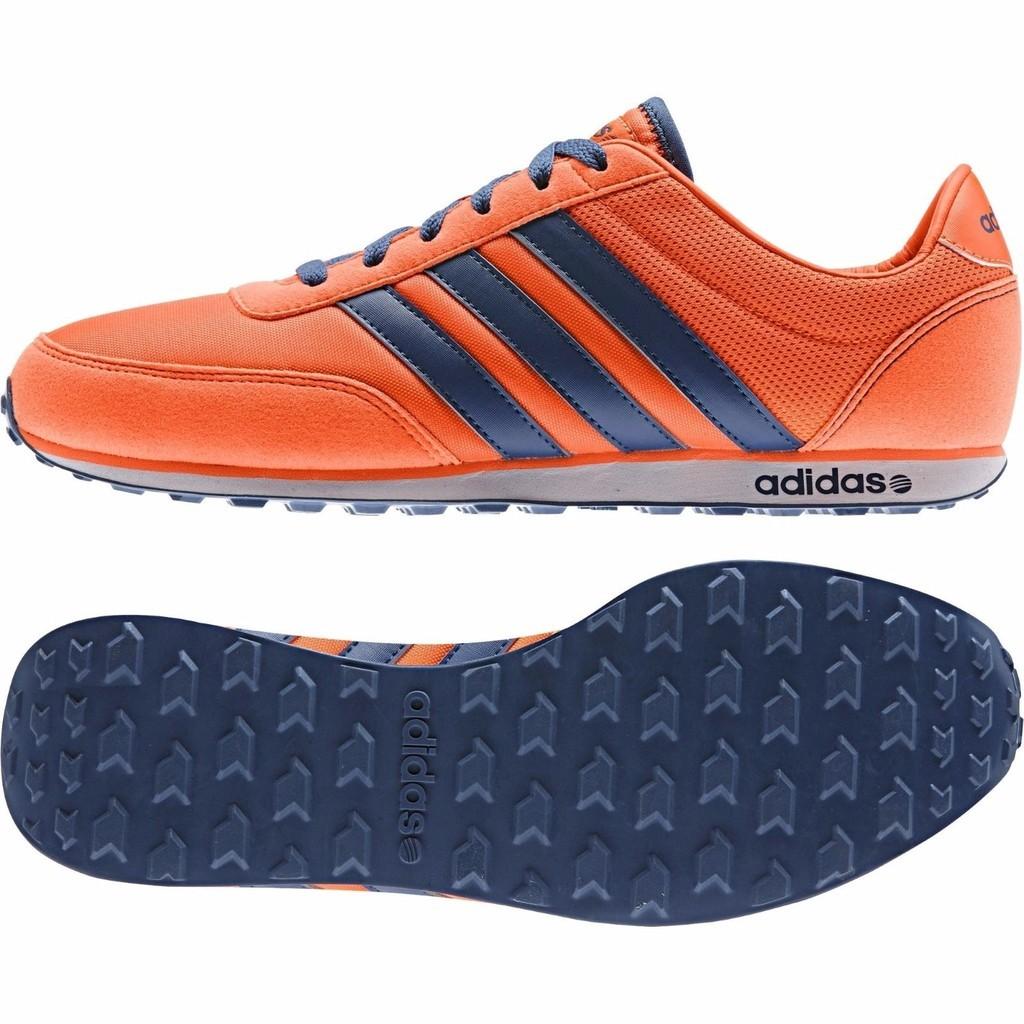 Península dañar té  adidas Men NEO V Racer Nylon Shoes | Shopee Philippines