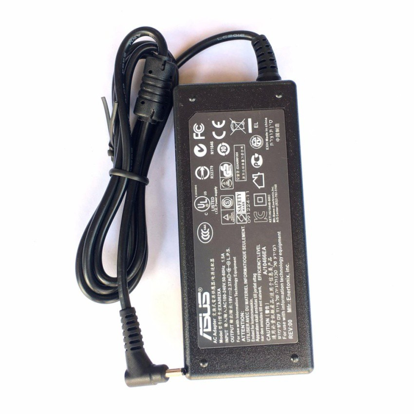 New Genuine Asus ADP-90YD B Laptop Notebook Center Pin Adapter Charger 19v 4.74a