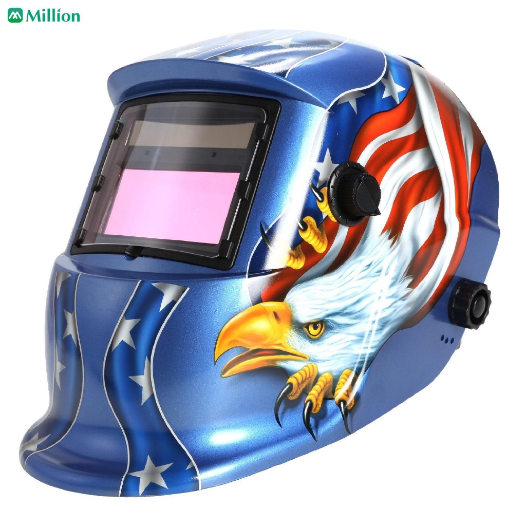 Auto Darkening Solar Lens Filter Lens Welding Helmet Mask Welder Goggles //KT