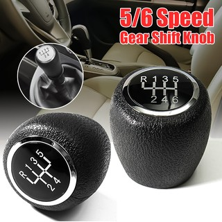 5 6 Speed Car Manual MT Red Gear Stick Shift Knob Lever Shifter Cover Fit Cruze