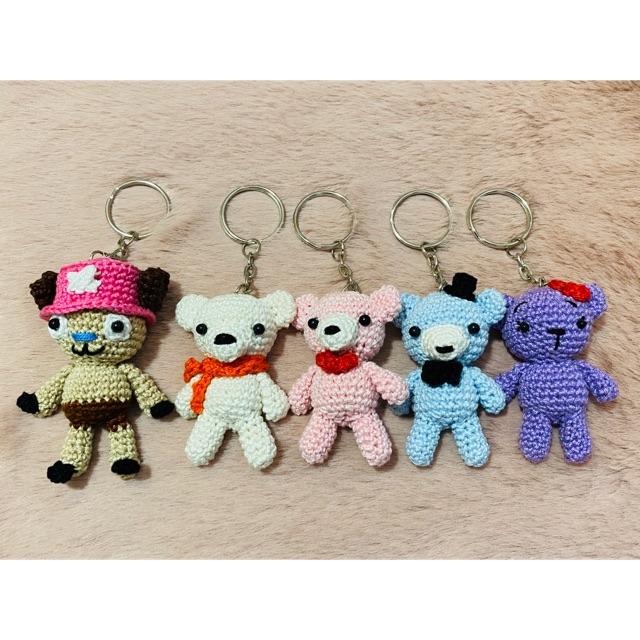 Crochet Pattern Bear Pattern Amigurumi Bear Family Tutorial | Etsy | 640x640