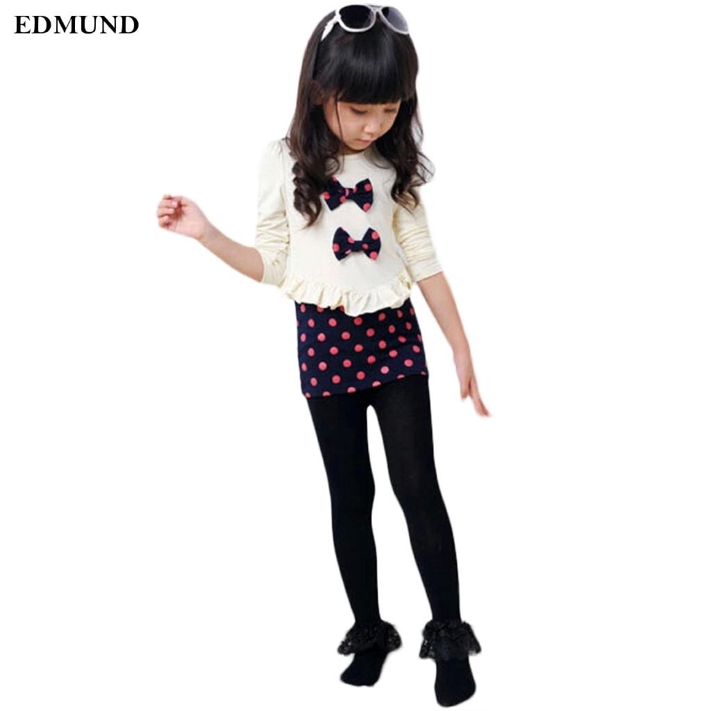 6cd152a762 Girls Black Winter Pantyhose Stockings Cotton Extravagant   Shopee ...