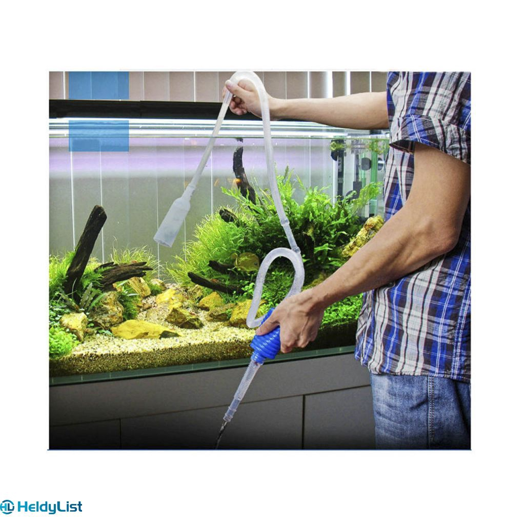Aquarium Water Filter Cleaner Change Syphon Auto Home Vacuum Fish Tank Gravel Pumping Filter Washer For Changing Water Ldylist Shopee Philippines