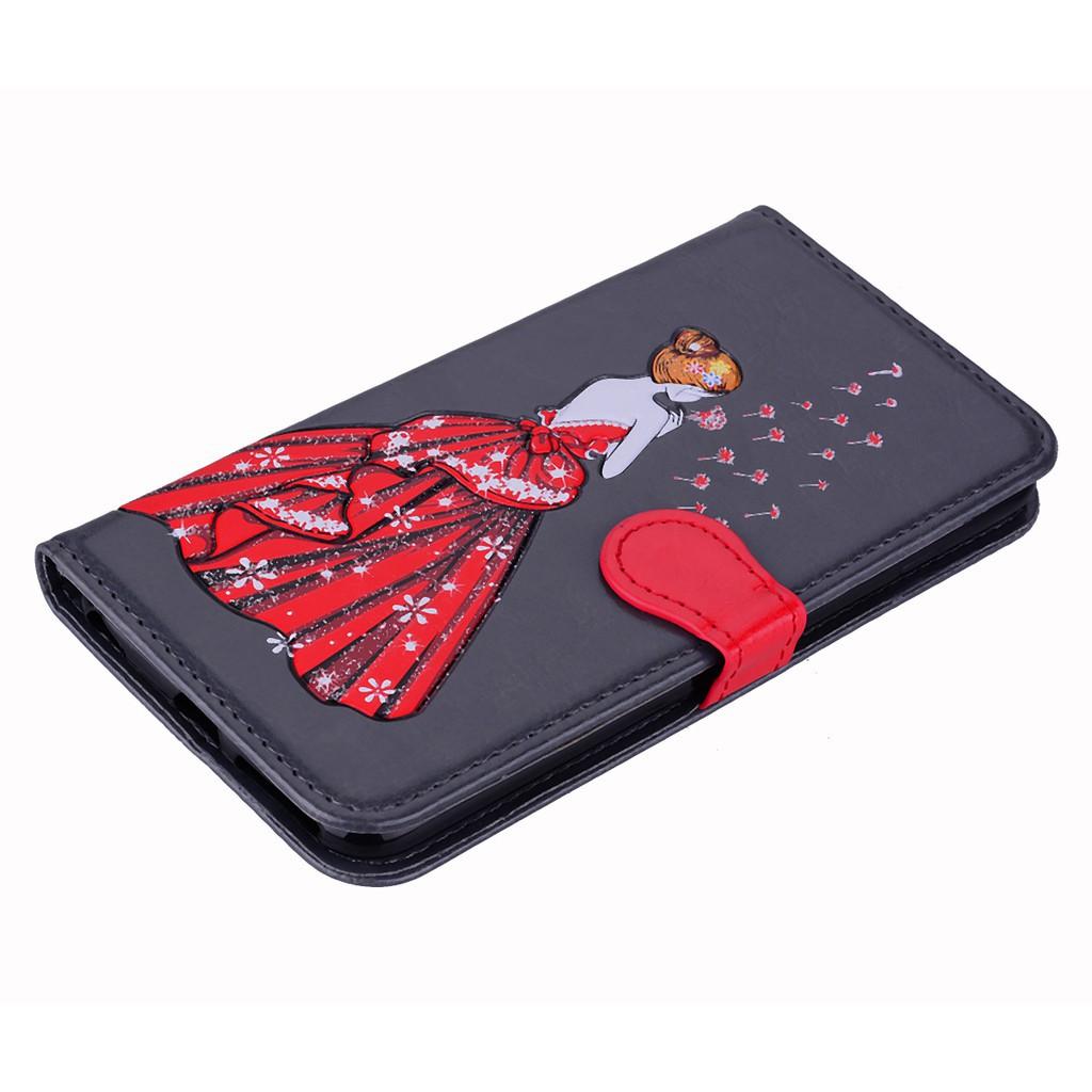 Flash Powder Back Girl Tpu Pu Leather Newest Cover Case For Apple Vivo V5 Plus V5plus Elegant Retro Flip Iphone 6s Shopee Philippines