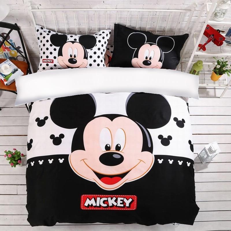 Mickey Bedding Set Disney Mouse, Disney King Size Bedding Sets