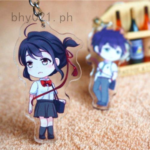 Anime Neon Genesis EVA Cosplay Metal Keychain Bag Car Key Ring Fan Student Gift