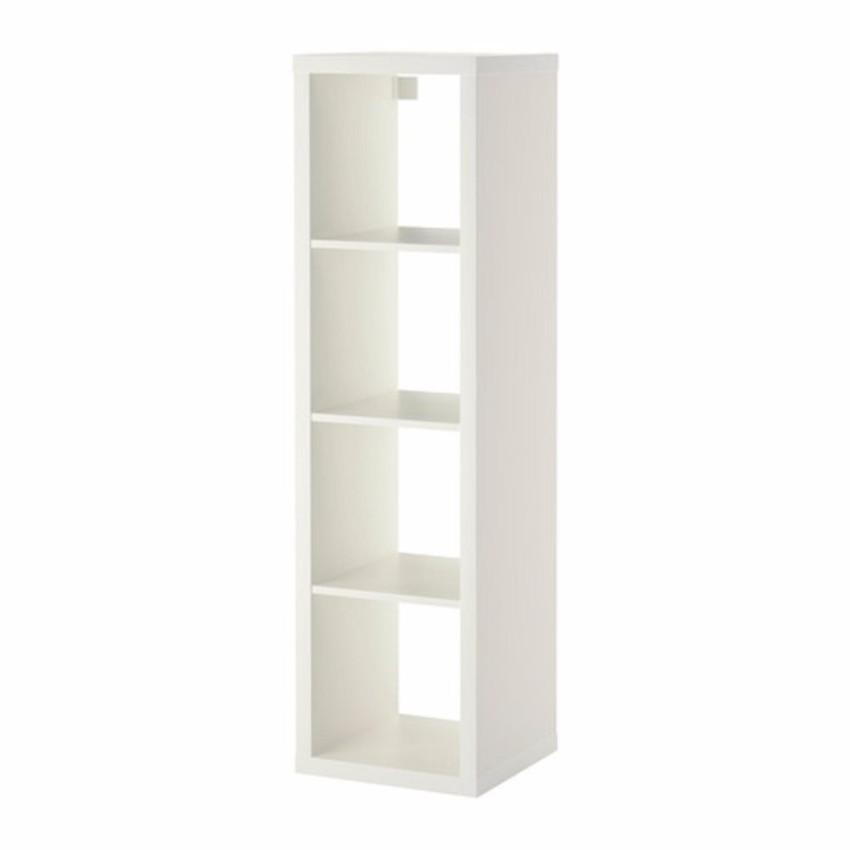 Ikea Kallax Shelving Unit 1 X 4 White