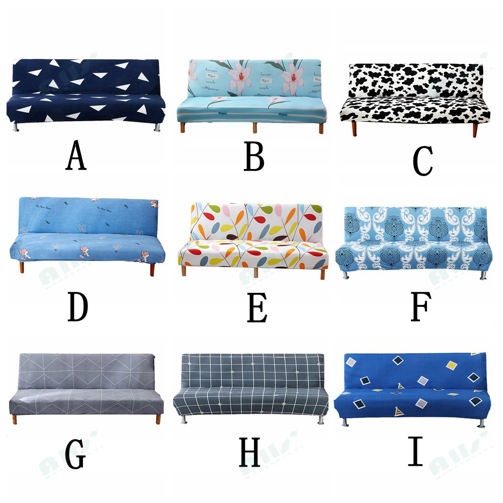 Sofa Bed Cover Animal And Plant Print