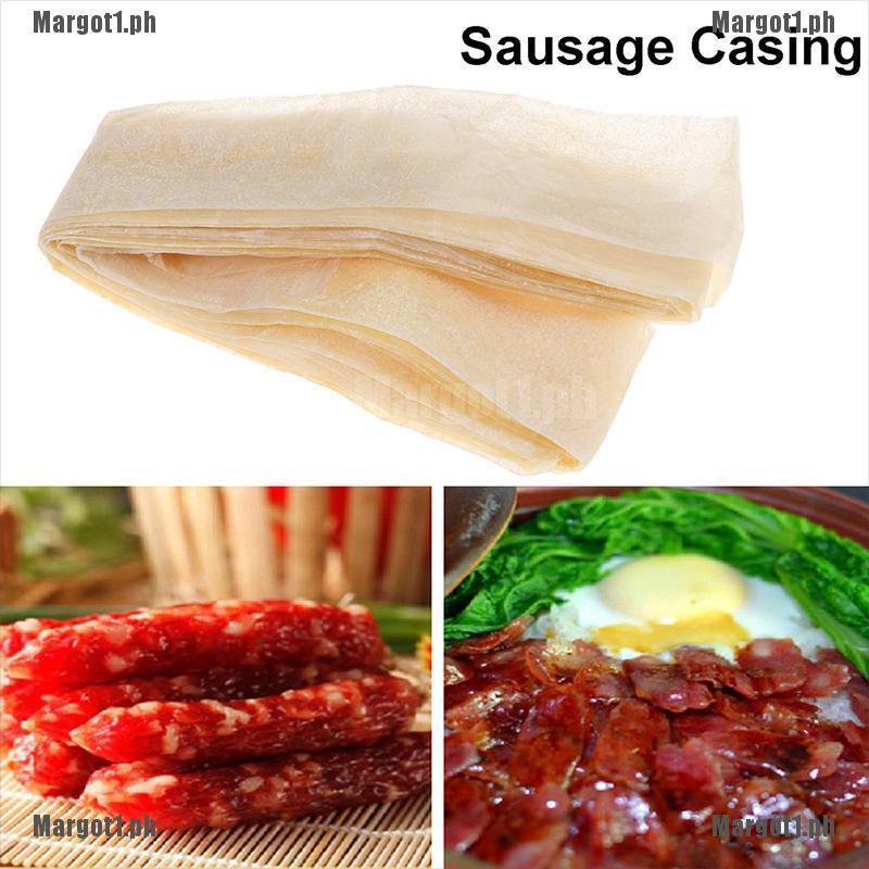 Edible Sausage Casing Packaging Pork Intestine Sausage Tube Casing Sausage T LS
