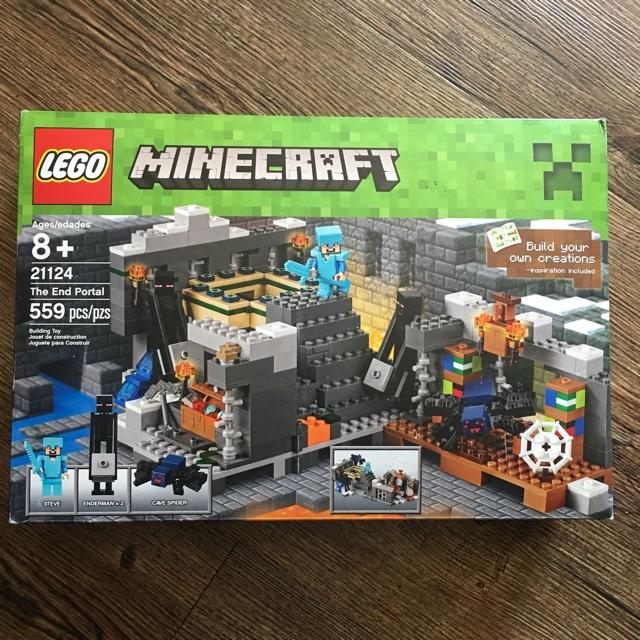 Philippines End Minecraft 21124 Lego PortalShopee The NnZkXP80wO