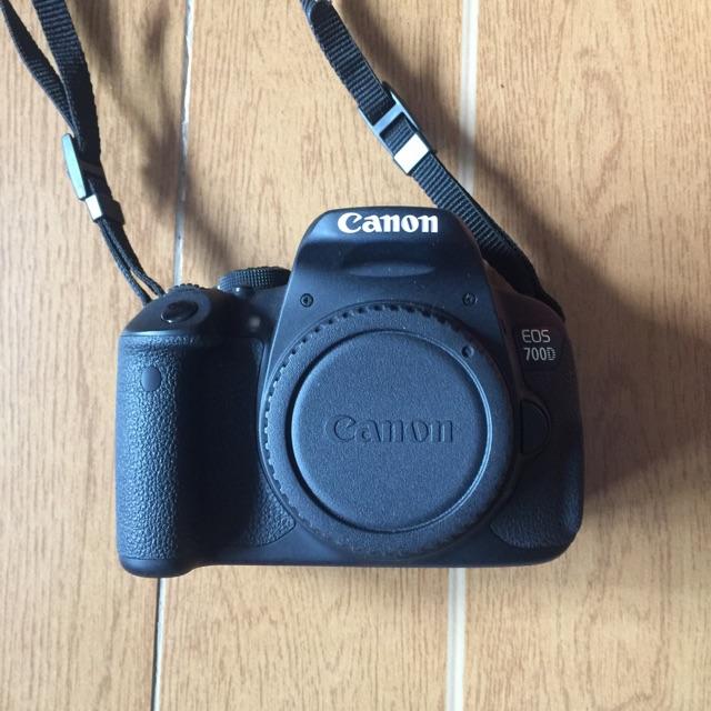 Canon Eos 700d Rebel T5i W 18 55mm Lens