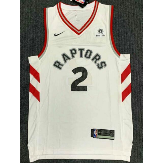 the latest 1f21f 5d1fb Kawhi Leonard Toronto Raptors NBA Jersey
