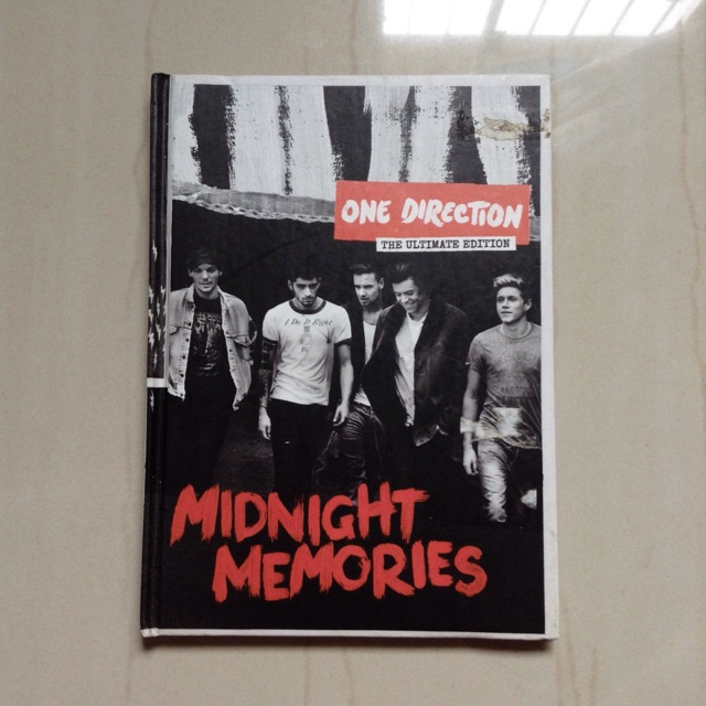 One Direction Midnight Memories: The Ultimate Edition