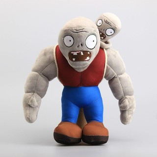 32 CM Plants VS Zombies Gargantuar Zombie PVZ Plush Toys Stuffed Dolls