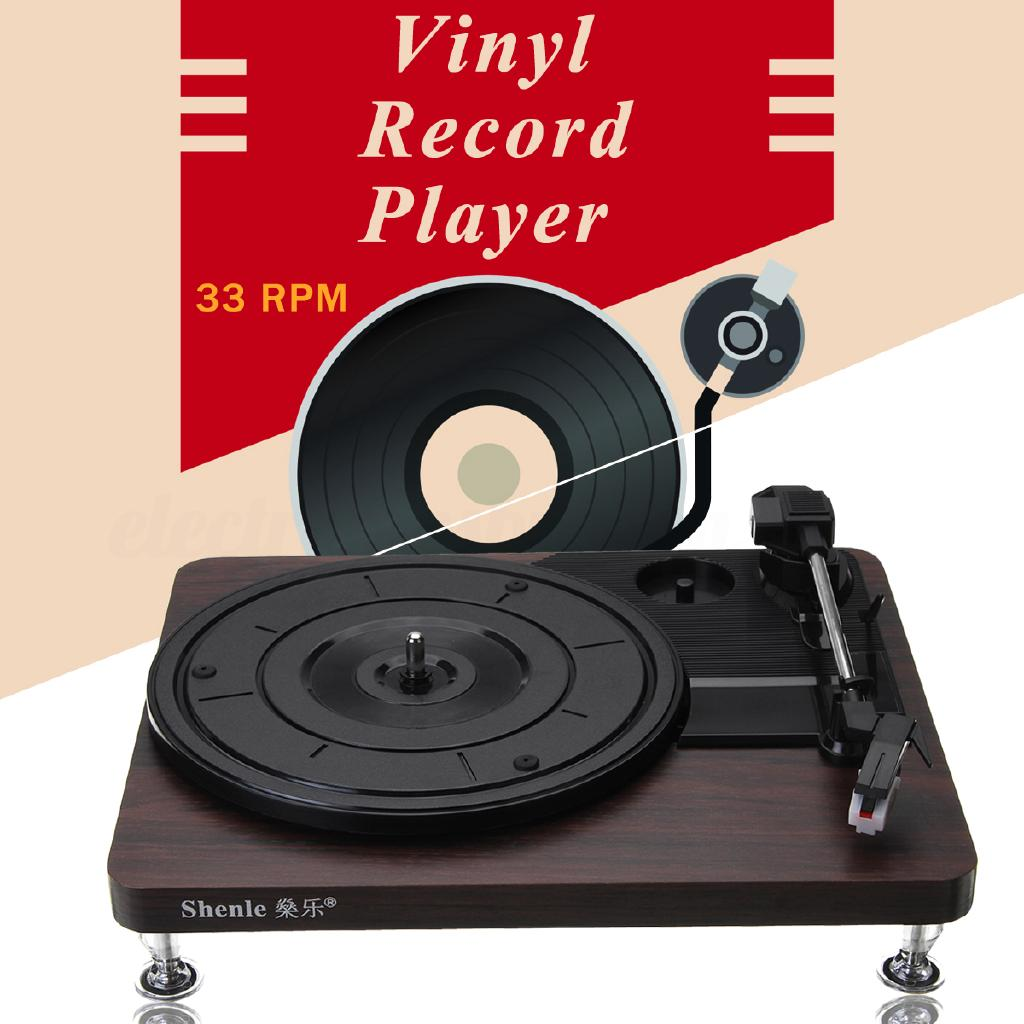 Brand New Bauhn Broadway Turntable with Cassette Deck | Shopee
