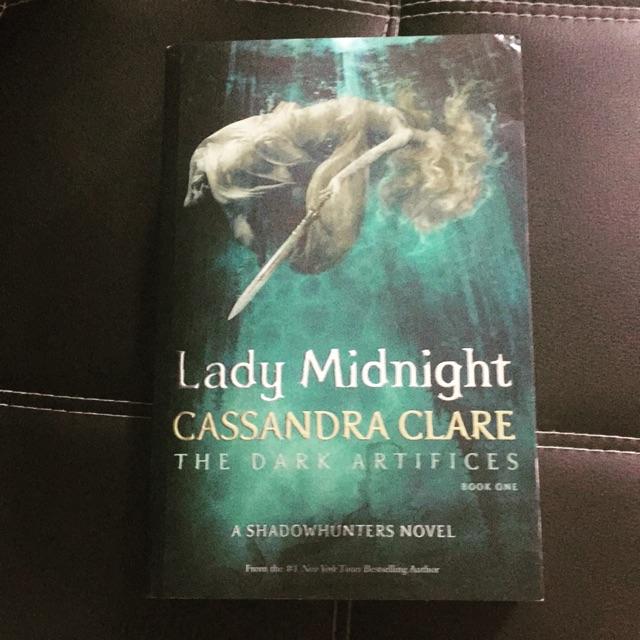Lady midnight the dark artifices book 1 uk version