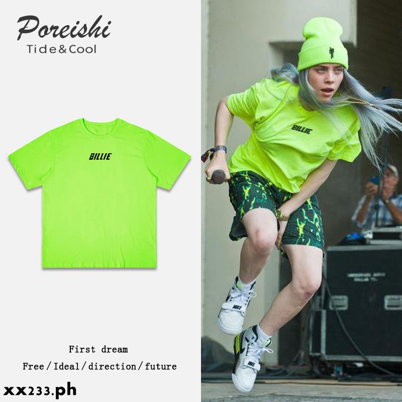 Neon Green Billie Eilish Shirt Off 71 Free Shipping
