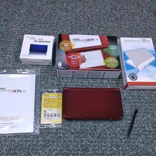 Nintendo NEW 3DS XL (CFW-DOWNLOADBLE GAMES) | Shopee Philippines