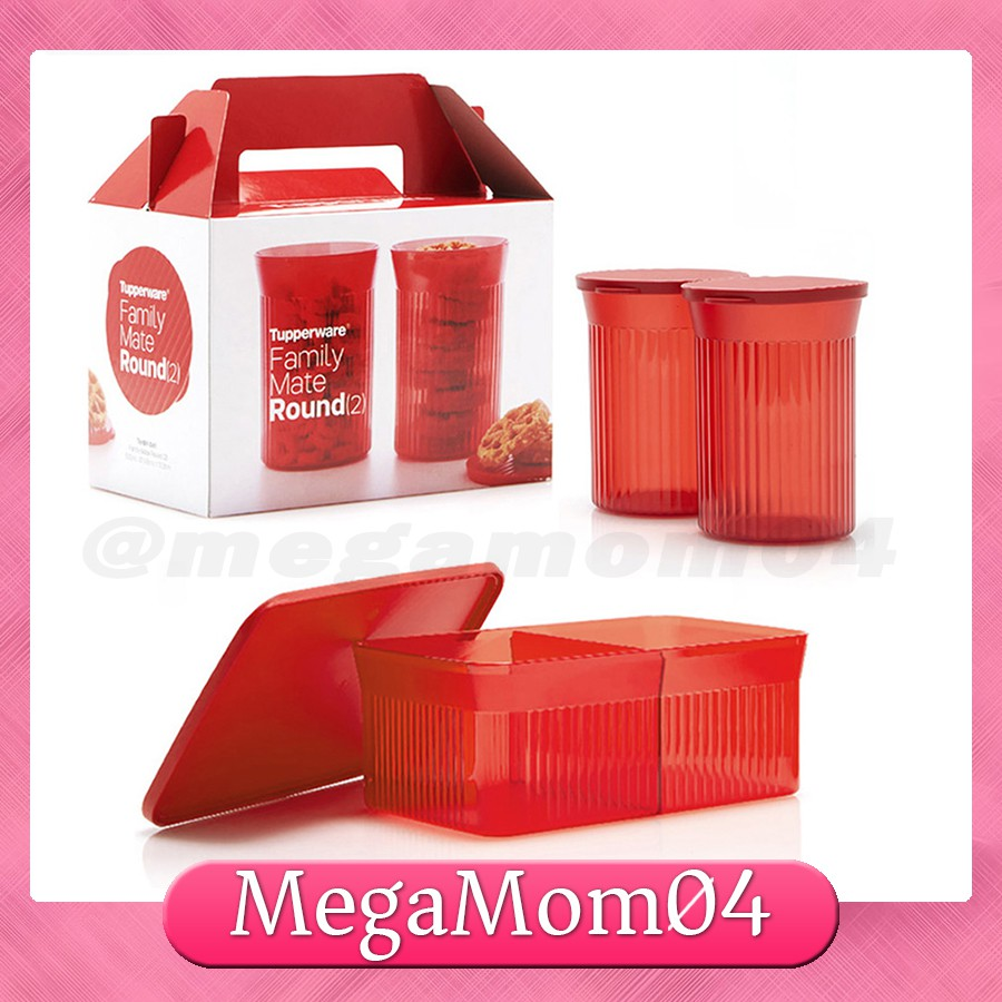 My First Fridge Set With Bag Square Rounds Tupperware Shopee Large Summer Fresh 4pcs 18l Multi Colour Philippines