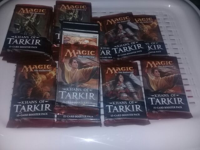 Magic The Gathering MTG Booster Repacks From Different Sets | Shopee