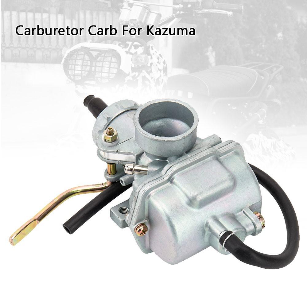Carburetor Carb PZ20 PZ16 For 50cc 90cc ATV Go Karts Dirt Bike Kazuma Sunl Quad