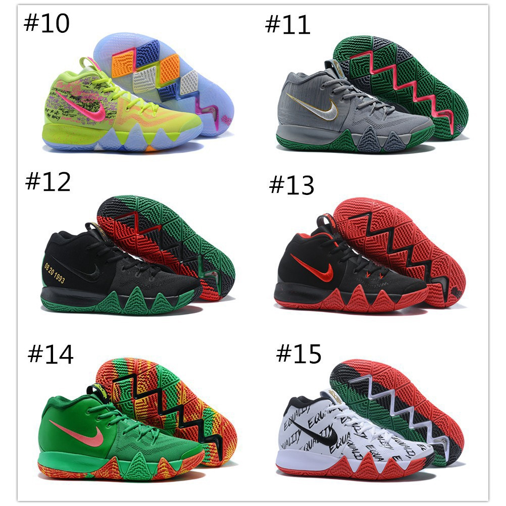 Nike Kyrie 4 EP Kyle Irving 4 Mens Basketball Shoes Sport Shoes Limited 15  Color