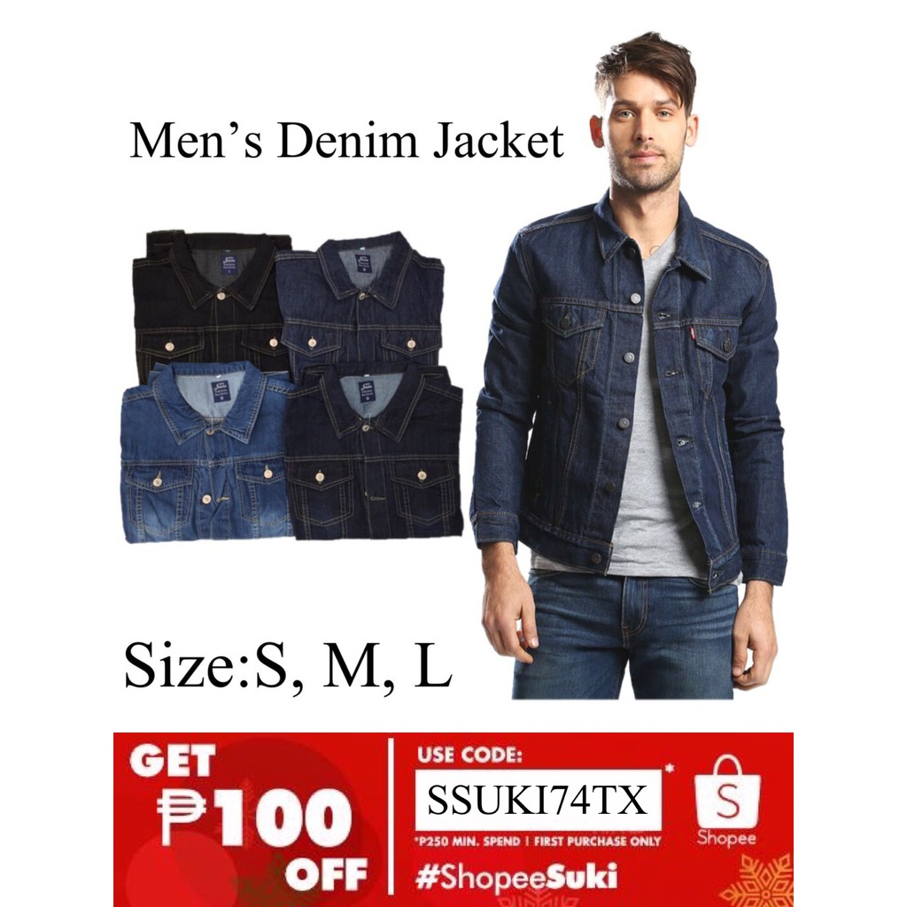 8c5fe9585 Shop Jacket & Outerwear Online - Men's Apparel | Shopee Philippines