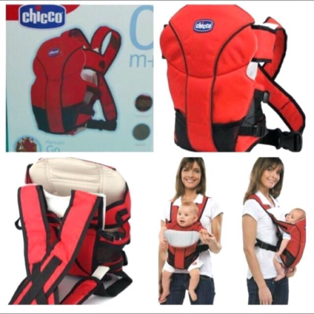 df8e396662d Chicco Marsupio Go Baby Carrier