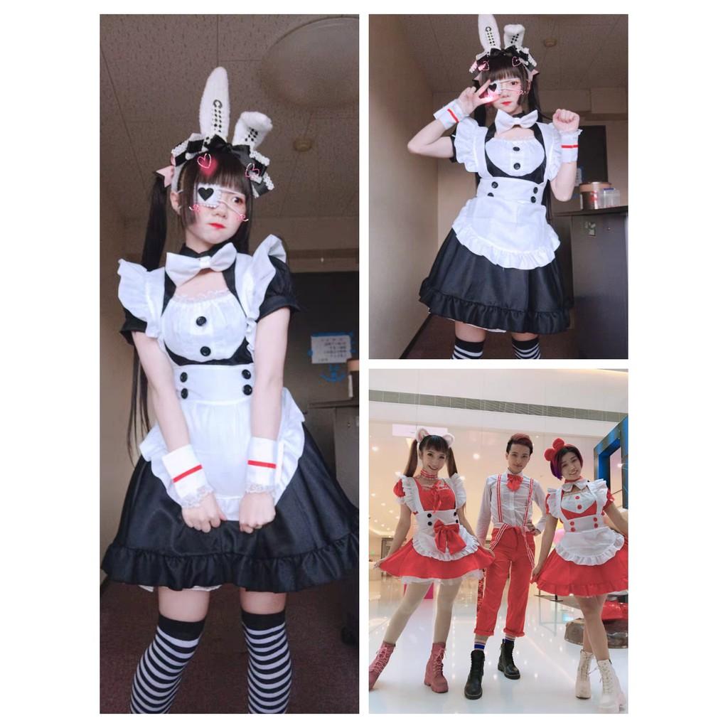 Lolita Cute Maids Super Cute Maid Outfit Cos Anime Costume