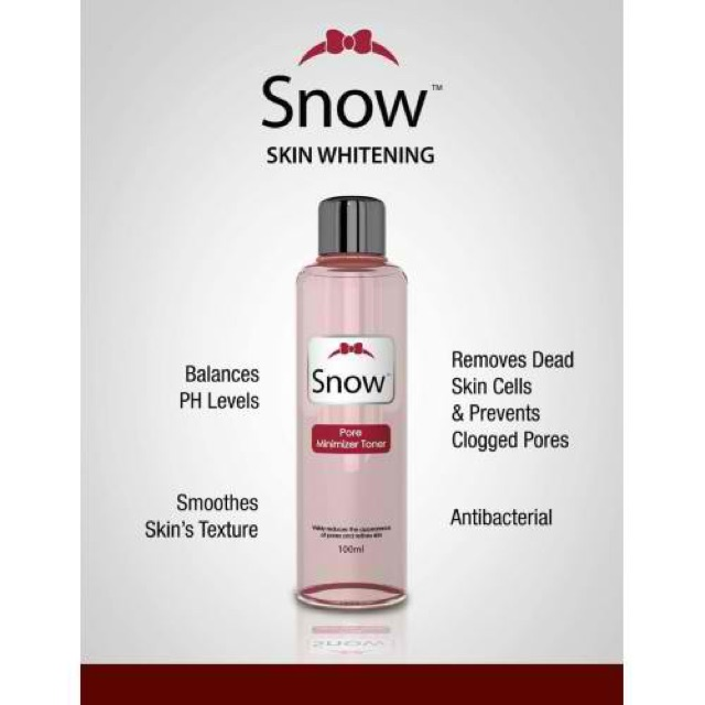 Snow Pore Minimizer Toner Shopee Philippines