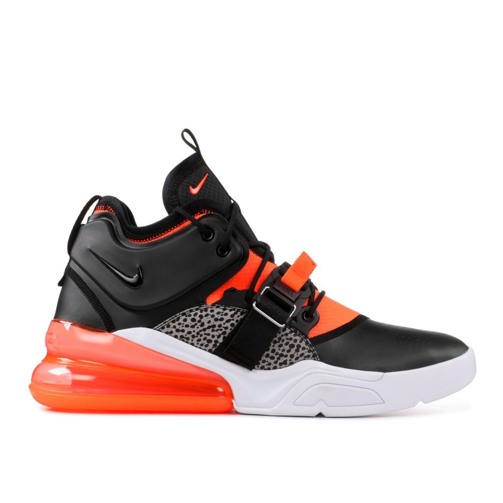 new concept d8696 63079 Nike Airforce 270 (Safari)